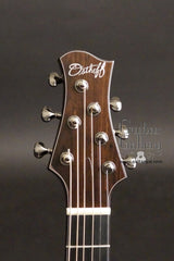 Osthoff guitar headstock