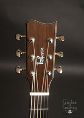 Pellerin guitar headstock