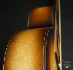 Pellerin Jumbo Guitar side detail
