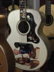 Roy Rogers King of the Cowboys guitar