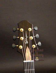Simpson GA guitar headstock
