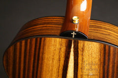 Simpson guitar (fancy rosewood)