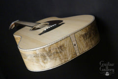 Froggy Bottom SJ-12 Spalted Maple Guitar for sale