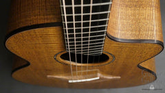 Lowden S-35McFF guitar down front view