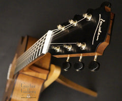 Lowden S-35McFF guitar headstock