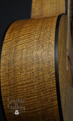 Lowden S-35McFF guitar side