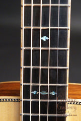 Square Deal guitar fretboard