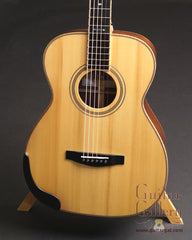 Square Deal guitar front body