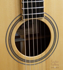 Square Deal Guitar rosette