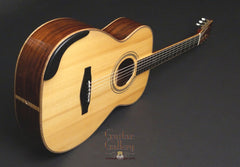 Square Deal Guitar Madagascar rosewood