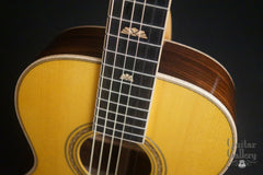 Martin SS-00L Art Deco guitar at Guitar Gallery