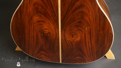 Martin SS-00L Art Deco guitar low back