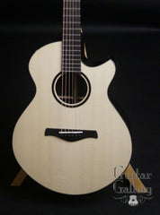 Strahm African Blackwood guitar for sale