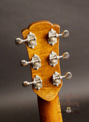 Bruce Sexauer Guitar headstock