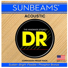 DR Sunbeams acoustic guitar strings