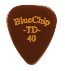 Blue Chip TD40 guitar pick
