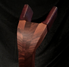 Solid Ground Guitar Stand-Walnut