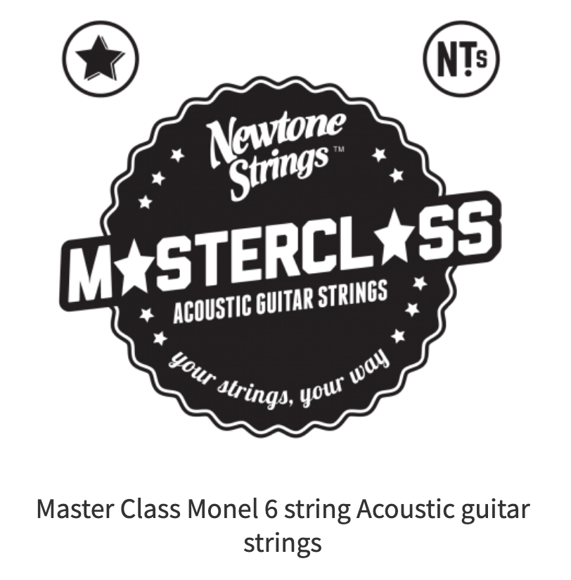 Newtone Monel guitar strings