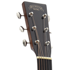 Recording King RP1-16c headstock