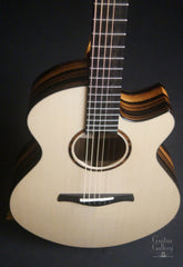 Strahm Eros guitar at Guitar Gallery