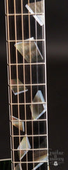 Taylor RNSM LTD Guitar Broken Glass fretboard inlay