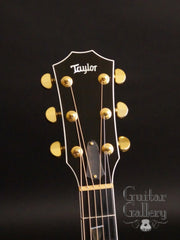 Taylor Rick Nielsen Signature Model LTD Guitar RNSM 615CE headstock