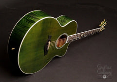 Taylor RNSM LTD 615ce Green Maple Guitar