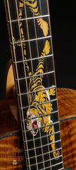 Leach tiger guitar for sale