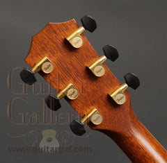 Taylor PS-10 guitar headstock back