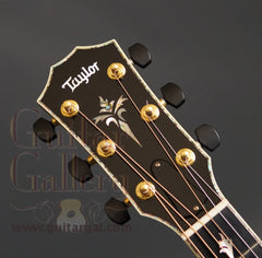 Taylor PS-10 guitar headstock