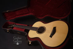 Taylor TF Madagascar rosewood guitar inside case