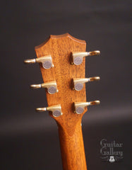 Taylor TF Madagascar rosewood guitar headstock back