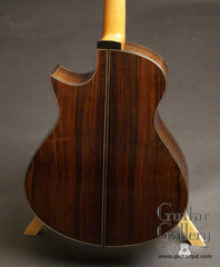 Tom Sands guitar back