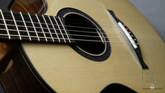Tom Sands guitar Engelmann spruce top