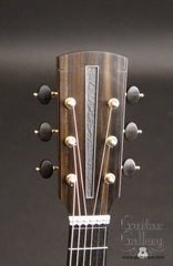 Tom Sands guitar headstock