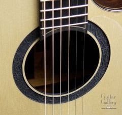 Tom Sands guitar rosette