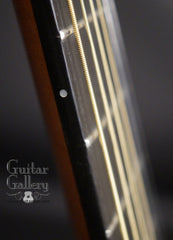 Tony Vines Artisan GC guitar side dots