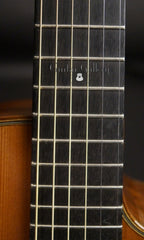 Tony Vines Artisan GC guitar ebony fretboard