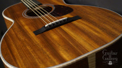 Froggy Bottom C Dlx All Sinker Mahogany Guitar