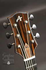 Applegate Guitar Gallery 20th Anniversary Guitar headstock