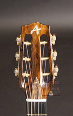 Applegate FS 12 fret guitar headstock