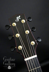 Sheppard Ave Maria GC Guitar headstock