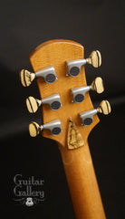 Baranik JX Guitar headstock back