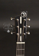 Beardsell guitar headstock