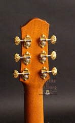 Beneteau guitar headstock