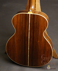 Froggy Bottom G guitar Brazilian rosewood back