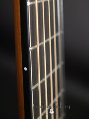 Lowden Ancient Bog F50c guitar side dots