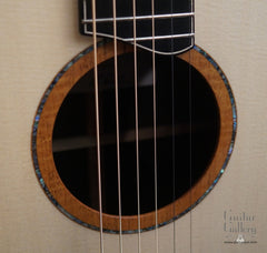 Lowden Ancient Bog F50c guitar rosette