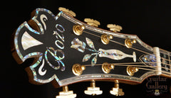 Bozo guitar headstock