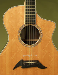Breedlove C15e custom guitar on sale